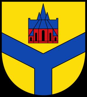 Halle, Holzminden - Image: Wappen Halle (Weserbergland)