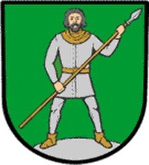 Garstedt - Image: Wappen der Gemeinde Garstedt