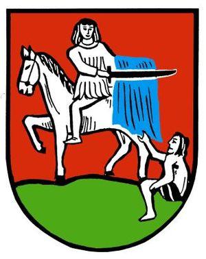 Rüdesheim an der Nahe - Image: Wappen ruedesheim nahe