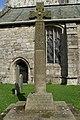 War Memorial, Cartmel Priory - geograph.org.uk - 954032.jpg