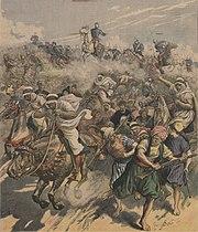 War in Morocco Death of Spanish general Margallo