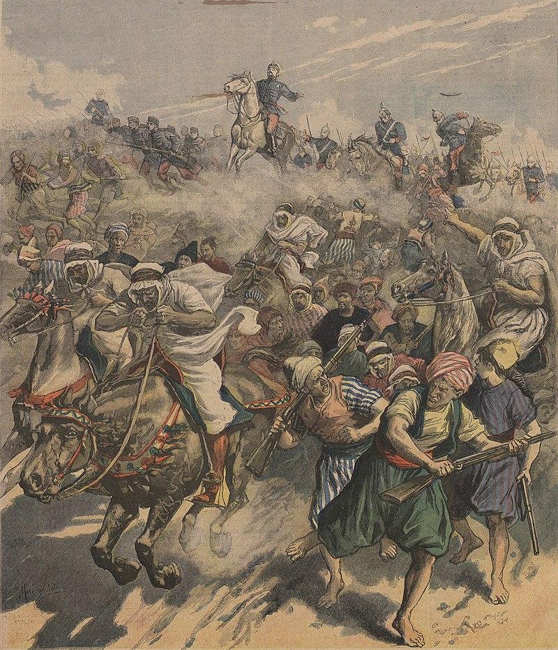 War in Morocco Death of Spanish general Margallo.JPG