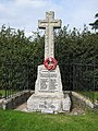 War memorial, Bridstow - geograph.org.uk - 964024.jpg