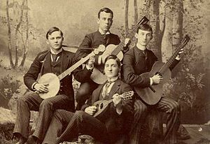 BMG movement - Image: Washjeff Banjo Mandolin Club