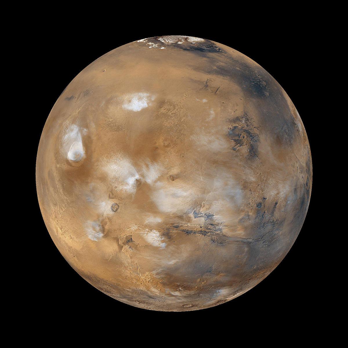 Mars Planet Wikipedia