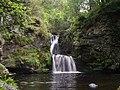 Waterfall at Aberlour - panoramio.jpg