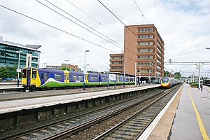 Watford Junction railway station - Image: Watford Junction (6394450001)