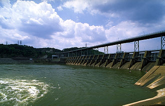 Watts Bar Dam - Watts Bar Dam