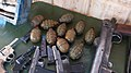 Weapons and military equipment found in Timbuktu, Mali, 8 September 2016 02.jpg