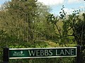 Webs Lane and Admoor Lane - geograph.org.uk - 2581.jpg