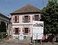 Weckolsheim, Mairie en 2011, à la reconstruction.jpg