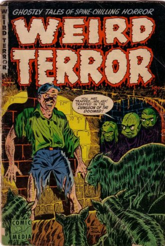 Don Heck - Image: Weird Terror no 1