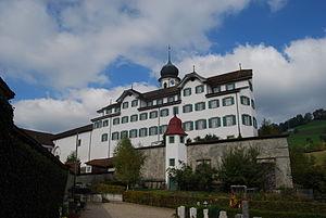 Werthenstein - Pilgrimage church and monastery Werthenstein