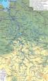 Weser Flusssystem topo.png