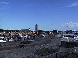 West-Terschelling - Image: West Terschelling, dorpszicht foto 3 2008 08 03 10.39