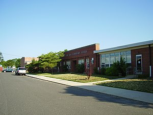 West Cape May, New Jersey - West Cape May Elementary School