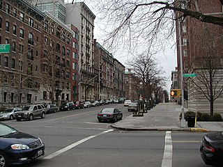 Morningside Heights, Manhattan Neighborhood of Manhattan in New York City