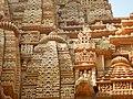 Western Group of Temples - Khajuraho 08.jpg