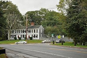 Kendal Green Historic District - The corner of North and Church Streets