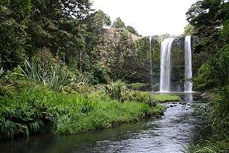 Whangarei - Whangarei Falls