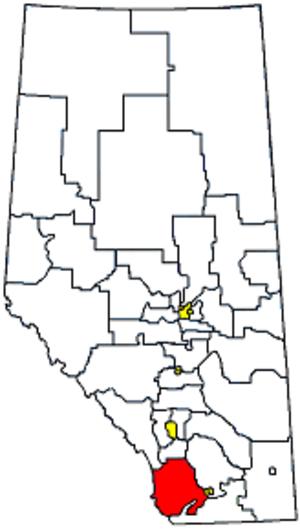 Livingstone-Macleod - Image: Whereislivingstonema cleod