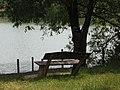 White Swan Lake, Dinton Pastures - geograph.org.uk - 226054.jpg