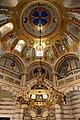 Wien - Mexikokirche, Elisabethkapelle, Deckenmosaik.JPG