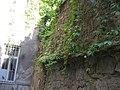 Wien - Tandelmarktgasse 8 Ghettomauer 03.JPG
