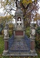 Wiener Zentralfriedhof - Gruppe 14A - Franz von John.jpg