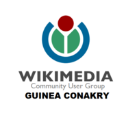 Logo de Wikimedia Community User Group Guinea Conakry