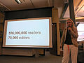 Wikimedia Metrics Meeting - June 2014 - Photo 05.jpg