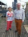Wikimedia Nederland BBQ Key West Beachhouse Harrijnse plas (52).jpg