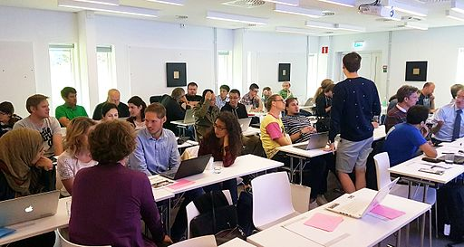 Wikipedia at Lund University August 2016