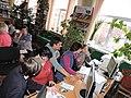 Wikiworkshop in Vovchansk 2018-11-03 by Наталія Ластовець 38.jpg