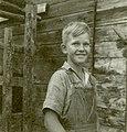 Willard Shantz In Carstairs, Alberta (7408232484).jpg