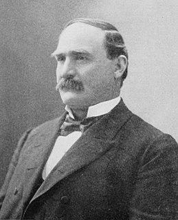 William Joseph Deboe American politician