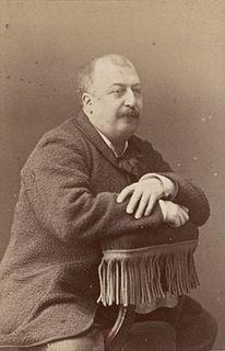 William Bertrand Busnach French dramatist