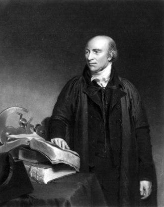 William Farish (chemist) - Portrait of William Farish, 1815.