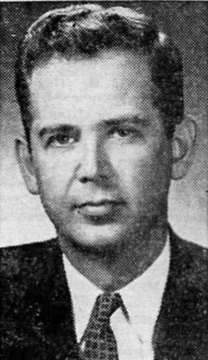 William Milliken - From the December 28, 1962 edition of the Lansing Journal newspaper.