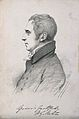 William George Maton. Lithograph, 1838, after (W. R. P.). Wellcome V0003904ER.jpg