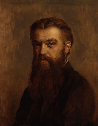 William Kingdon Clifford - Clifford by John Collier