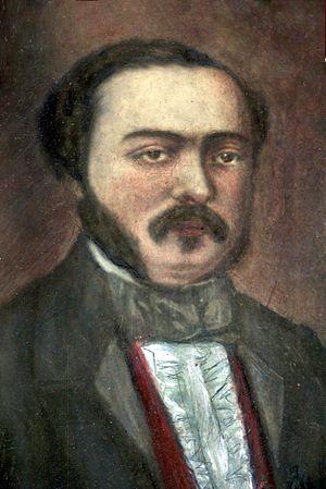 William Leidesdorff - Leidesdorff circa 1845.