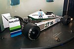 Williams FW06 rear-right 2017 Williams Conference Centre.jpg