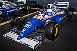 Williams FW15D front-left 2017 Williams Conference Centre.jpg