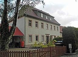 Kirchplatz in Wilsdruff