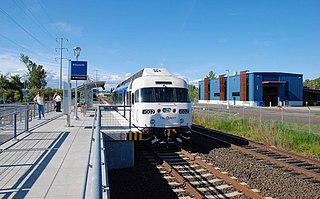 Wilsonville Transit Center