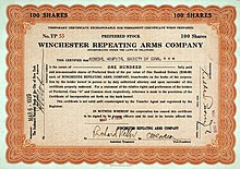 Winchester Repeating Arms Company - Wikipedia