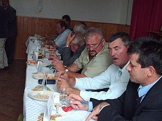 Jury - A wine jury
