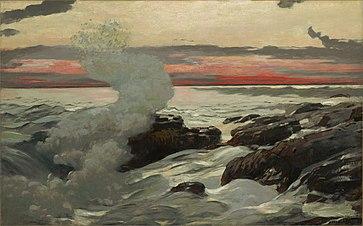 Peinture am ricaine wikip dia for Artiste peintre anglais