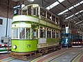 Wirral Transport Museum, Taylor Street, Birkenhead - geograph.org.uk - 1433326.jpg
